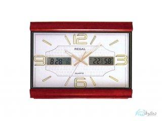 ساعت دیواری REGAL 7808 سفید