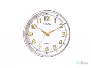 ساعت دیواری REGAL 6815 سفید