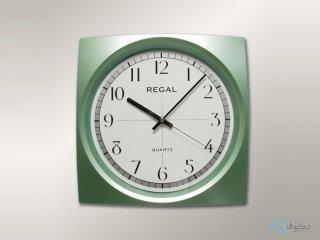 ساعت دیواری REGAL 4042 سبز