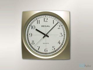 ساعت دیواری REGAL 4042 طلایی