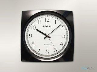 ساعت دیواری REGAL 4042 مشکی