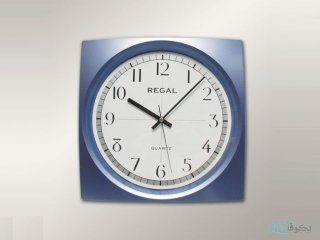 ساعت دیواری REGAL 4042 آبی