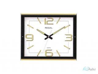 ساعت دیواری REGAL 3205 سفید