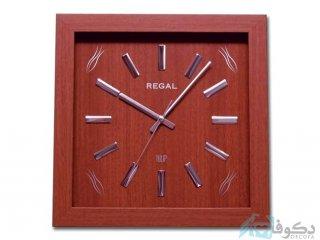 ساعت دیواری REGAL 2504 قرمز