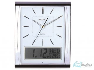 ساعت دیواری Regal 0175 BWL