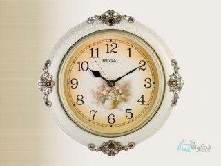 ساعت دیواری Regal 8108 WI