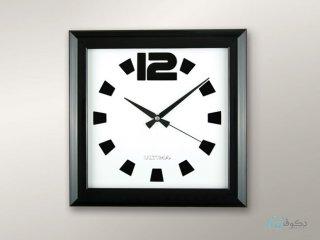 ساعت دیواری Ultima 191 مشکی