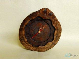 ساعت رومیزی چوبی گیلار