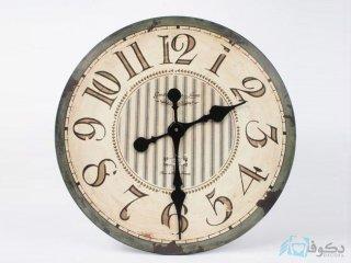 ساعت دیواری چوبی مدل A-3067