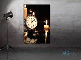 ساعت دیواری تابلوای مدل MT71
