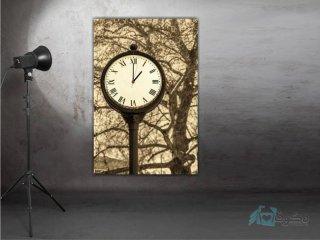 ساعت دیواری تابلوای مدل MT80