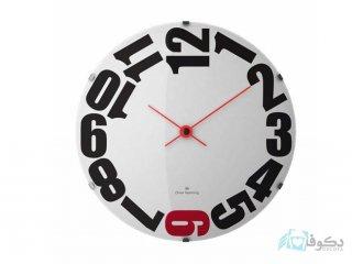 ساعت دیواری چوبی مدل A -3056