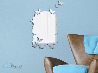 آینه فانتزی پروانه
