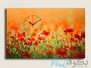 ساعت دیواری تابلوای مدل 4570UCS-6