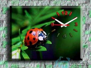ساعت دیواری تابلوای مدل 36 Magie