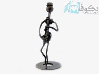 مجسمه فانتزی پیچ و مهره طرح موزیکال 4