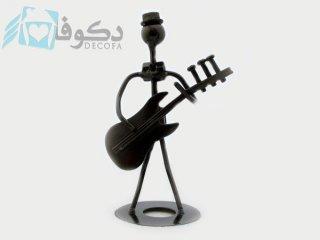 مجسمه فانتزی پیچ و مهره ای گیتاریست 1
