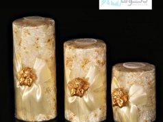 فروش شمع استوانه فرشته