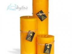فروش شمع کنار سالنی فانتزی