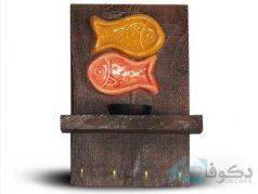 جاکلیدی - جاشمعی مدل  سفالی، چوبی