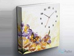 ساعت دیواری تابلوای طرح رویا