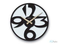 ساعت دیواری regal مدل تارا