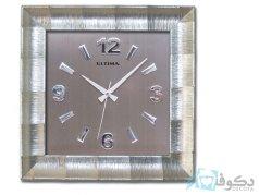 ساعت دیواری ULTIMA 1677 SS نقره ای