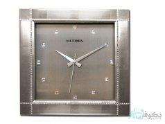 ساعت دیواری ULTIMA z 1359 نقره ای