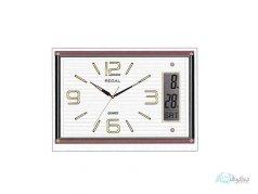 ساعت دیواری REGAL 8154 سفید