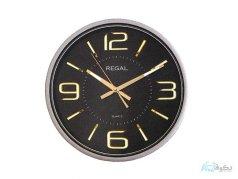 ساعت دیواری REGAL 6187 G مشکی