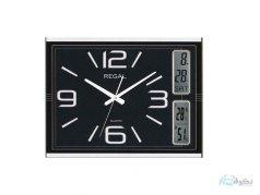 ساعت دیواری REGAL 3807 مشکی