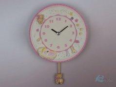 ساعت دیواری پاندول دار عروسکی 55