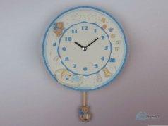 ساعت دیواری پاندول دار عروسکی 56