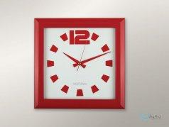 ساعت دیواری Ultima 191 قرمز