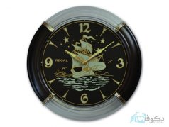 ساعت دیواری Regal 056 مشکی