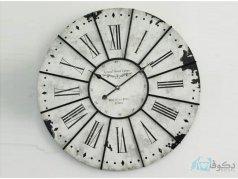 ساعت دیواری چوبی مدل A-3042