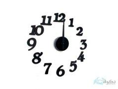 ساعت دیواری چوبی مدل D 21