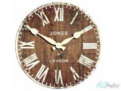 ساعت دیواری چوبی مدل A-3032