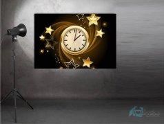 ساعت دیواری تابلوای مدل MT107