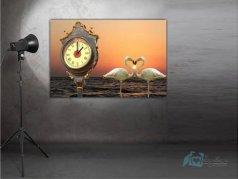 ساعت دیواری تابلوای مدل MT48
