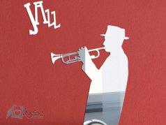 آینه فانتزی طرح جاز