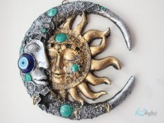 جاکلیدی چشم نظر خورشید و ماه