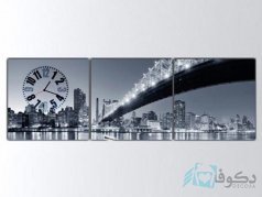 ساعت دیواری تابلوای مدل PS73