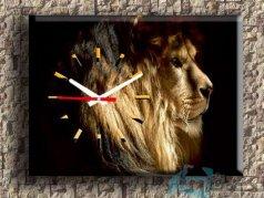 ساعت دیواری تابلوای مدل 25 Magie