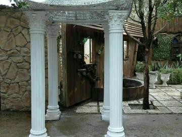 ستون پیش ساخته