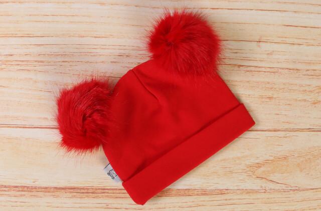 کلاه پوم دار topline