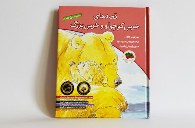 مجموعه قصه های خرس کوچولو و خرس بزرگ