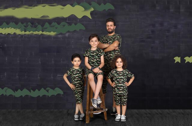 ست خانوادگی چریکی vitana