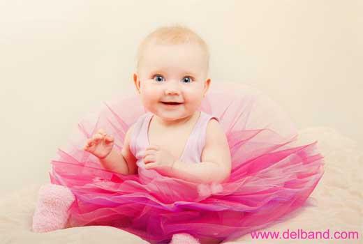 مدل لباس برای جشن تولد یک سالگی دختر کوچولوها