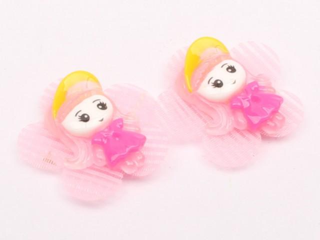 چسب مو عروسکی نوزادی (2 عددی)
